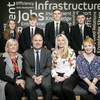 Innovation Factory shows young people jobs of the future