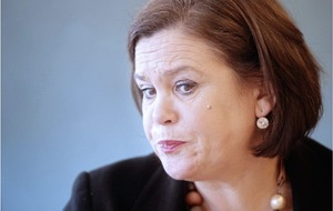 Mary Lou McDonald: Backstop must be maintained and protected