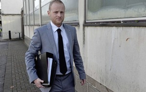 Jamie Bryson wins temporary court order to prevent investigators examining seized computer equipment