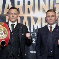 Forget the pleasantries, I will be Christmas number one insist Josh Warrington