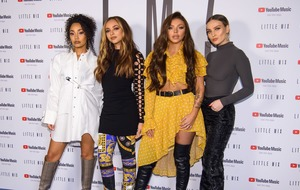 Little Mix: 'Men too intimidated to sexually harass us'