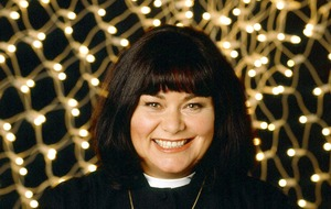 Dawn French leads tributes to The Vicar Of Dibley co-star John Bluthal