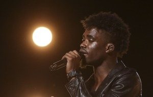 X Factor's Dalton Harris wows judges with powerful performance