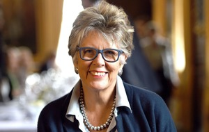 Russell Brand sent me cake to judge after celebrity Bake Off – Prue Leith