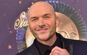 Simon Rimmer suffers awkward wardrobe malfunction on Sunday Brunch