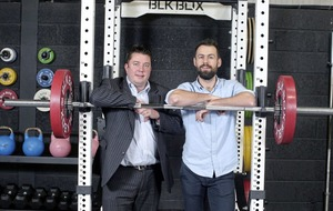 Belfast fitness manufacturer, BLK BOX completes £250k expansion of Titanic Quarter base