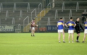Mullahoran make history with Ulster club football's first free-kick shoot-out win