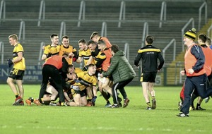 St Enda's edge Tattyreagh to reach Ulster IFC final