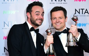 Ant wishes Dec and Holly good luck ahead of I'm A Celebrity