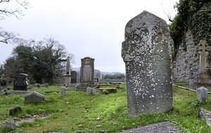 Urgent action needed to save priceless early Irish cross
