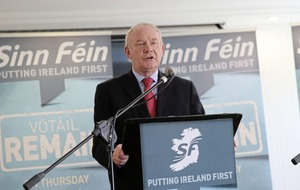 Brother of Martin McGuinness working with former Sinn Féin TD Peadar Tóibín to establish new pro-life republican party