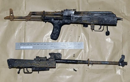 'IRA' claim blaze guns not used to target police
