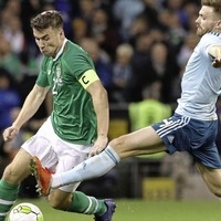 International caps should only be handed out for the right reasons: Republic captain Seamus Coleman