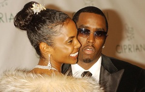 Diddy posts tribute after death of former girlfriend