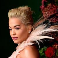 Rita Ora steals the show on theatre awards red carpet