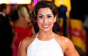 Saira Khan nearly turned down Dancing On Ice before son changed her mind