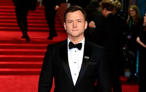 Taron Egerton reveals 'liberating' haircut after split from girlfriend