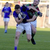 Family ties make victory all the more sweet for Scotstown midfielder Darren Hughes