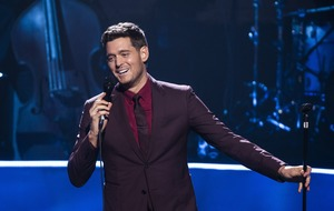 Michael Buble leads close race for number one with new album Love