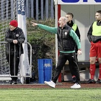 Cliftonville manager Barry Gray glad of chance to get back on track