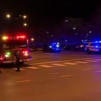 Mass shooting at Chicago hospital leaves two dead and police officer critically ill