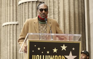 'Visionary' Snoop Dogg honoured with Hollywood Walk of Fame star