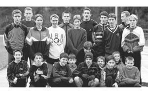 Back in the day: Nov 20 1998: St Malachy's College athletes set to storm Kent event