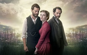 TV Quickfire: Jamie Dornan on why he was drawn to Death And Nightingales