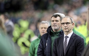 Martin O'Neill and Roy Keane leave Republic of Ireland jobs