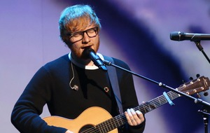 Watch: Ed Sheeran stops intimate London show for a proposal in the crowd