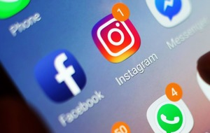 Facebook and Instagram hit by service outage