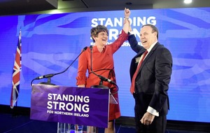 DUP U-turn as it drops fees for media to attend party conference