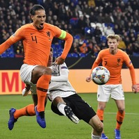 I wished him strength – Holland captain Van Dijk consoles referee after match
