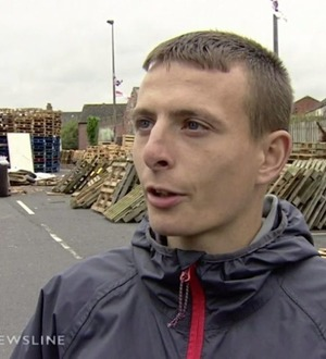 Bonfire builder Macauley McKinney convicted of drugs charge