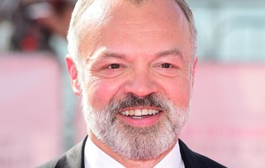 Graham Norton welcomes current politics, saying 'people are more engaged'