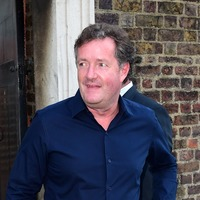 Piers Morgan brags he is utterly fearless as he chases co-stars with tarantula