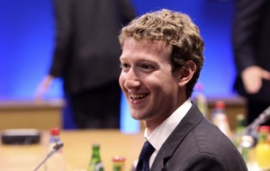 Stepping down as Facebook chairman 'not the plan', says Zuckerberg