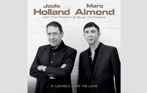 Albums: Jools Holland And Marc Almond, Fleetwood Mac, The Fizz, Vessel