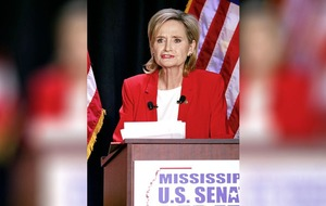 White Mississippi Republican senator Cindy Hyde-Smith sorry for 'public hanging' comments