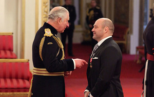Rory Best's 'immense pride' at receiving OBE