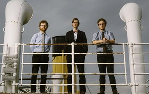 J Willgoose Esq on Public Service Broadcasting's Titanic-inspired White Star Liner EP & future plans