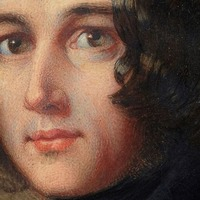 Lost portrait of a young Charles Dickens found