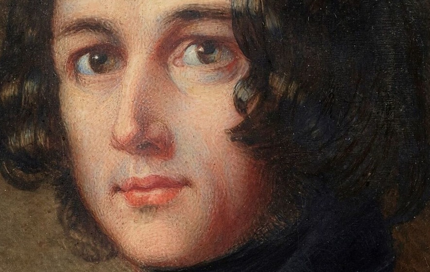 Lost portrait of a young Charles Dickens found - The Irish News
