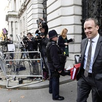 Irish government 'wants to control north', claims Dominic Raab