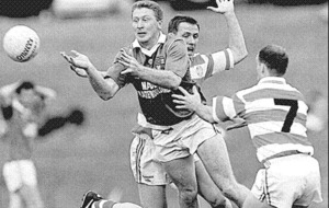 Back in the day - Nov 22 1998: Paul McErlean upbeat for Antrim future ahead of Kerry clash