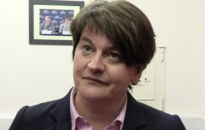 Arlene Foster says Tory-DUP pact is not dead