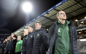 Martin O'Neill praises players after agreeing to leave Republic of Ireland post with Mick McCarthy favourite to take the reins