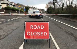 Antrim Road in north Belfast closed after 'serious' road traffic collision