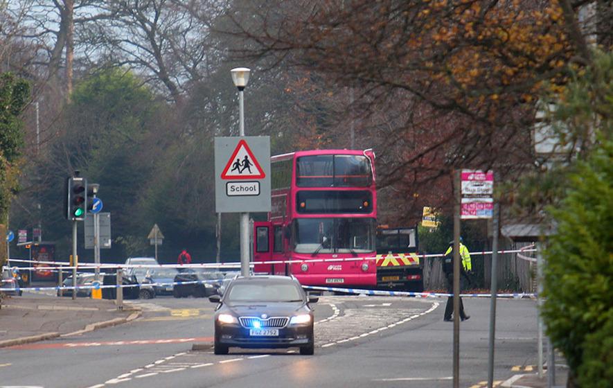 Belfast: Man dies following Antrim Road collision involving