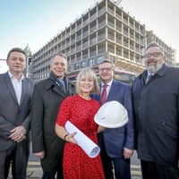 PwC plans move to £70m Merchant Square in Belfast's biggest-ever office deal
